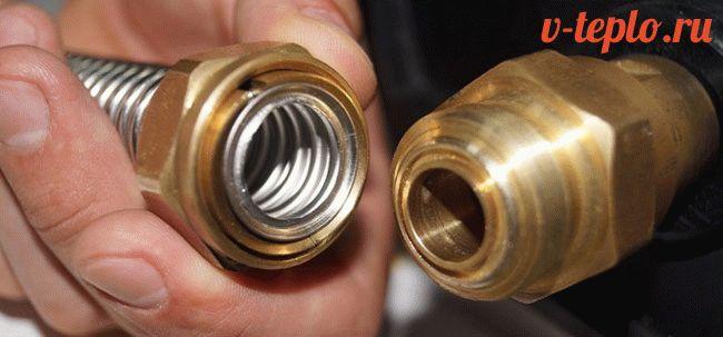 Муфта для трубы гофрированной