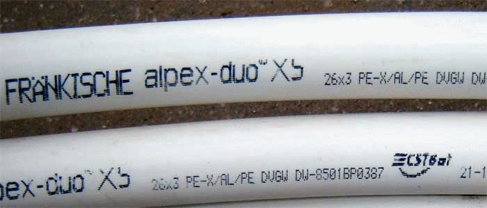 Полипропиленовые трубы классификация и маркировка