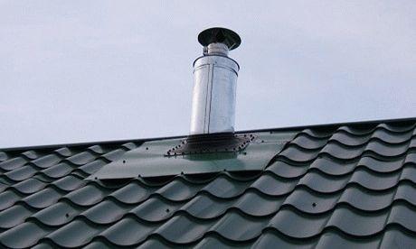 Теплоизоляция трубы в бане