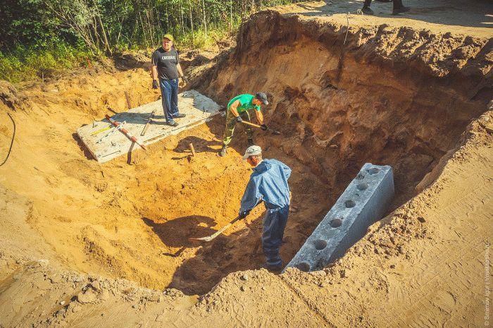 Материалов нормы для гидроизоляции стен расхода